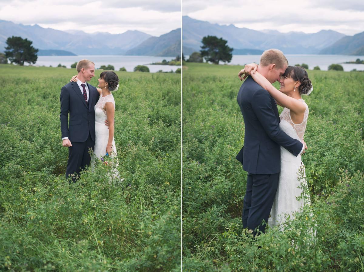 Rippon Wedding - Wanaka Wedding Photography - Queenstown Wedding Photographer