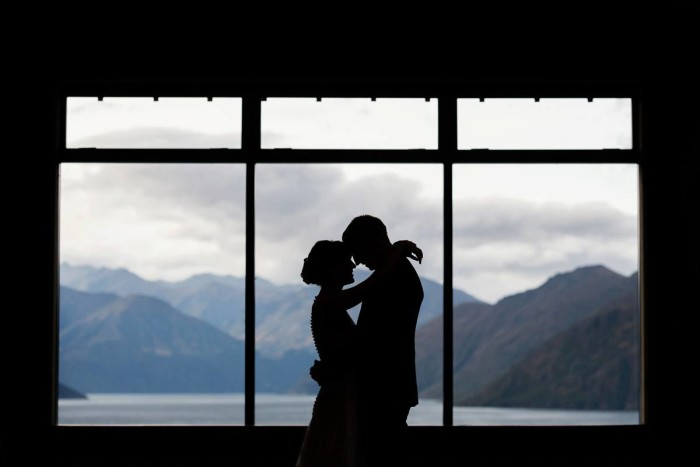 ANNIE & WARREN'S RIPPON WEDDING - WANAKA