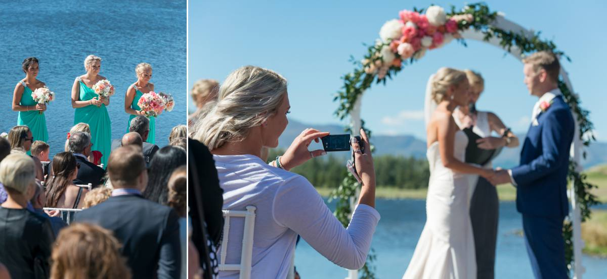 Jack's Point Wedding - Queenstown Wedding Photography - Queenstown Wedding Photographer
