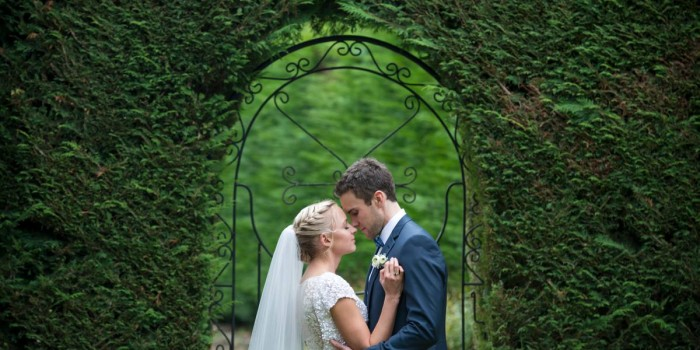 MICHELLE & BYRON'S ORCHARD GARDEN WEDDING - CLYDE