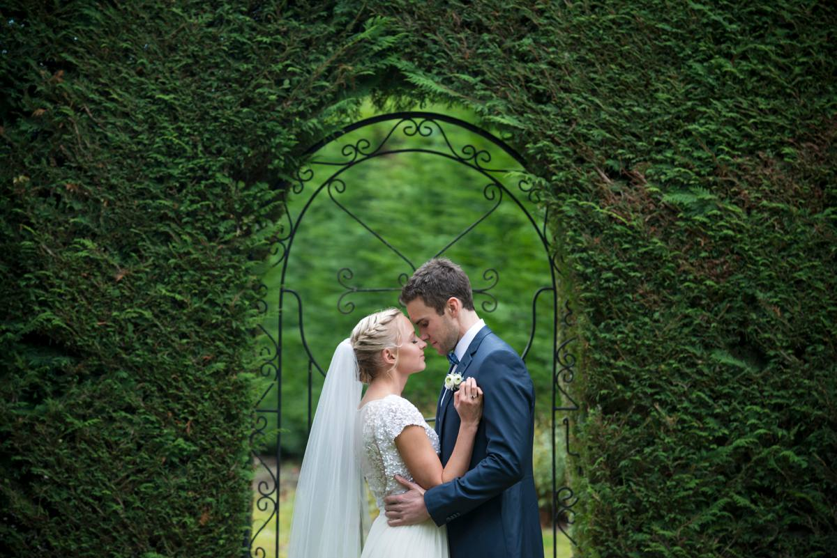 MICHELLE & BYRON'S ORCHARD GARDEN WEDDING – CLYDE