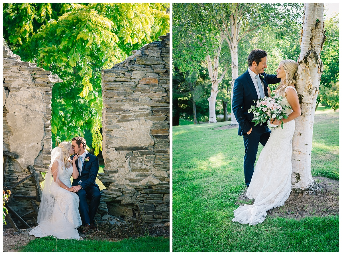 Queenstown Summer Wedding