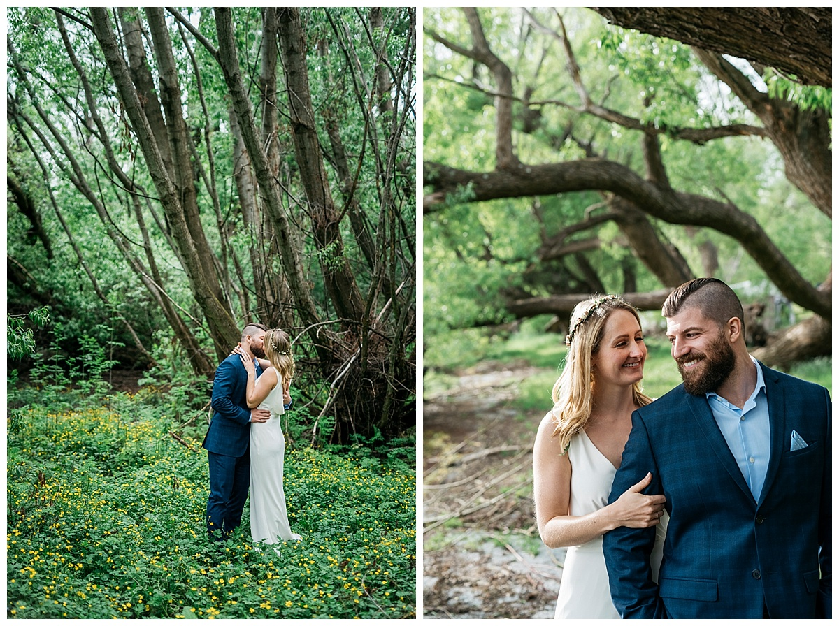 Queenstown Spring Wedding