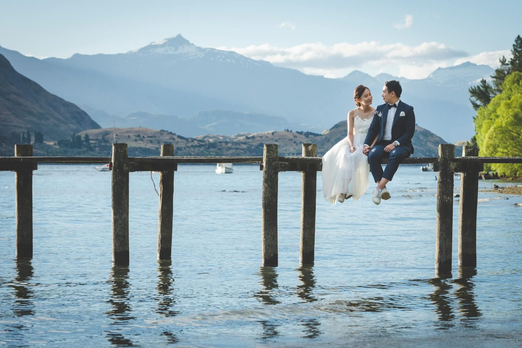 WANAKA WEDDING PHOTOGRAPHY – SHARON & JOEY