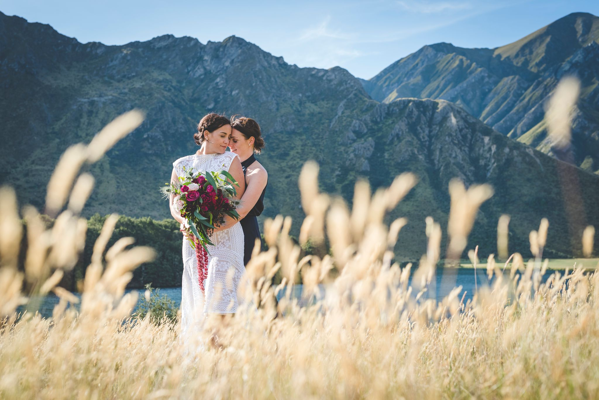 LIANN & MEGAN'S QUEENSTOWN WEDDING